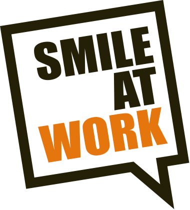 smile at work
